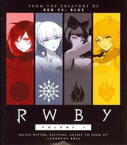 RWBY (Blu-Ray)