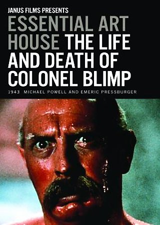 LIFE AND DEATH OF COLONEL BLIMP BY POWELL,MICHAEL (DVD)