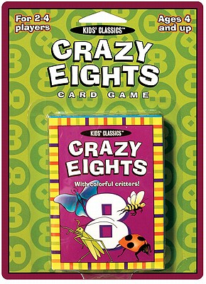 Kids Classics-Crazy 8's By Us Games Systems